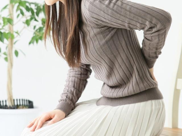 【腰痛に注意】普段の生活から気をつけたい腰痛について